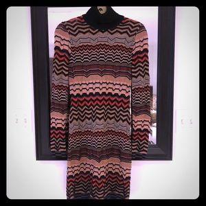 Missoni Sweater Dress. Signature! Fabulous! SZ 6